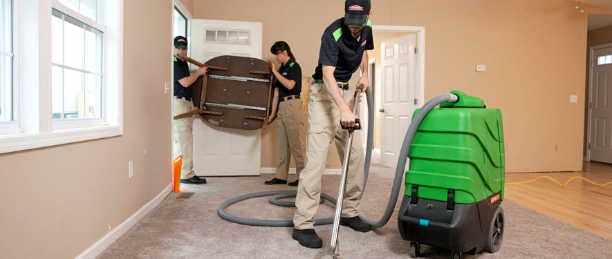 Bessemer, AL residential restoration cleaning